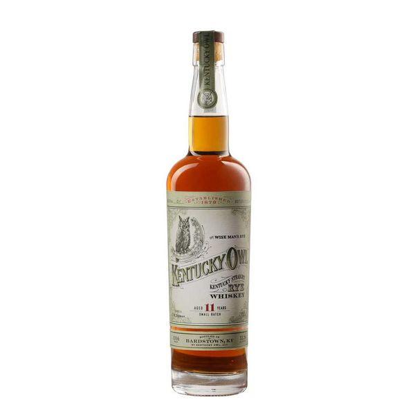 Kentucky Owl Rye Whiskey aged 11yrs (750ML)