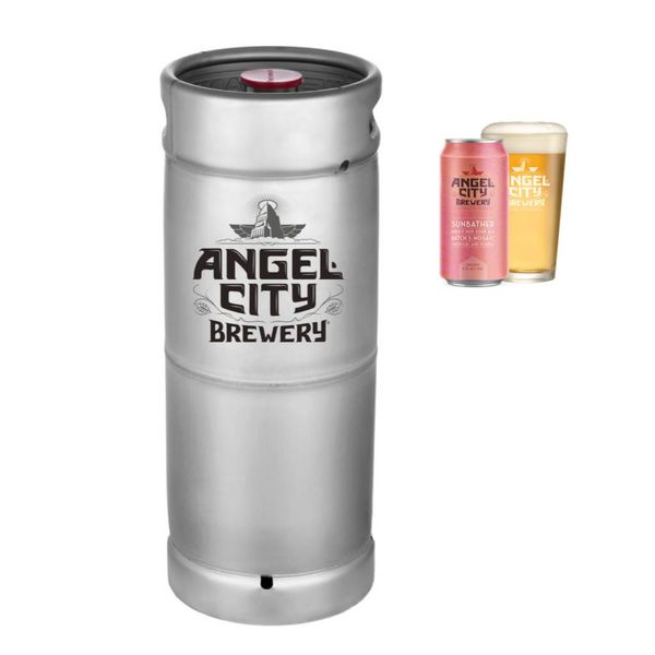 Angel City Angel City Sunbather Sour Pale Ale (5.5 GAL KEG)