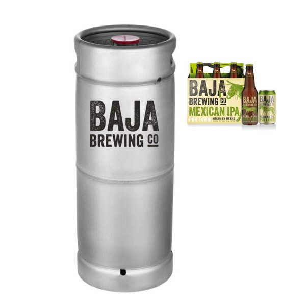 Baja Brewing Por Favor IPA (5.5 GAL KEG)