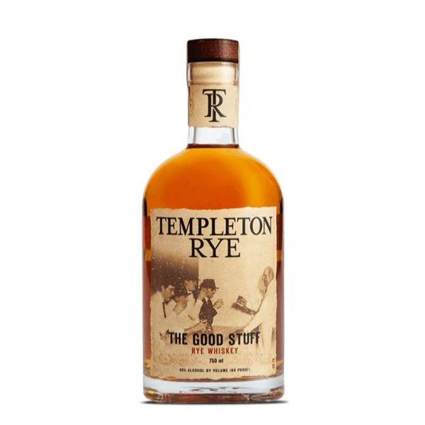 Templeton Rye Templeton Rye Whiskey (750ML)