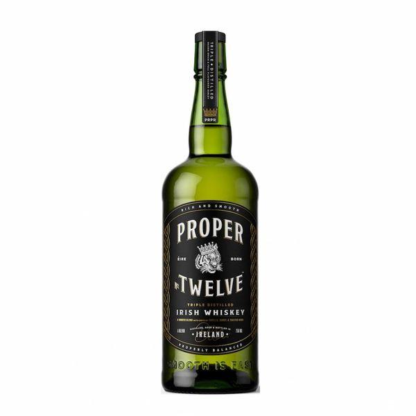 Proper Twelve Irish Whiskey (750ML)