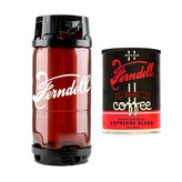 Ferndell Dark Roast Coffee (5.5 GAL KEG)