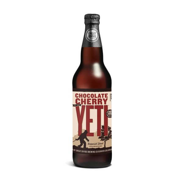 Great Divide Chocolate Cherry Yeti Imperial Stout (22oz BTL)