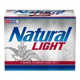 Natural Light Natural Light (30PK CAN)