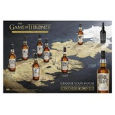 GAME OF THRONES | Entire 8 Single Malt Whisky Collection -Limited Edition Plus the White Walker