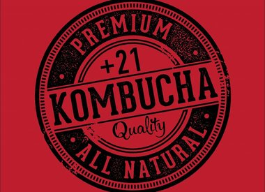 High Alcohol Kombucha