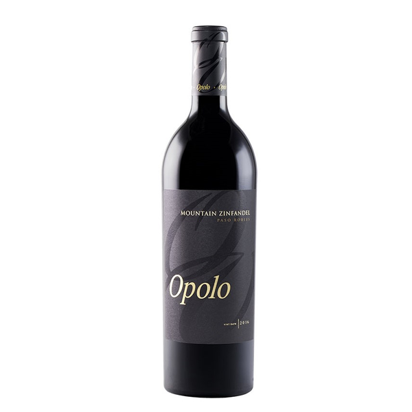 Opolo Mountain Zinfandale Paso Robles (750ML)