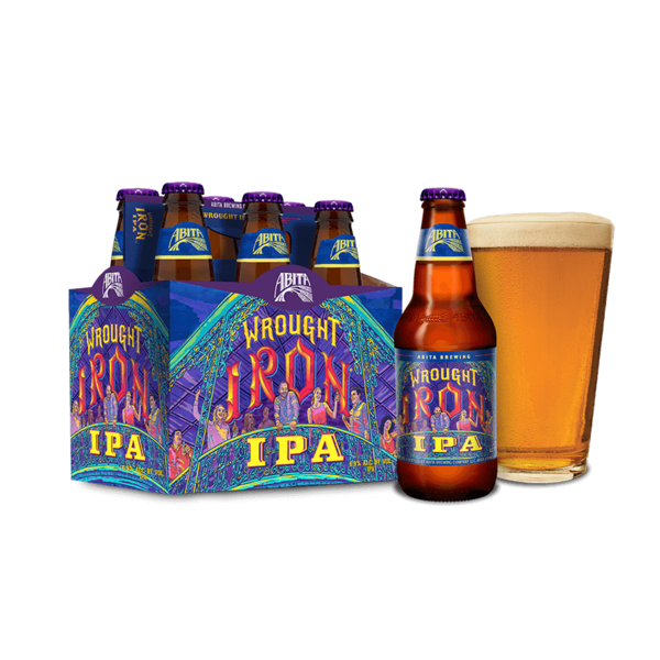 Abita Wrought Iron IPA (6PK/BTL)