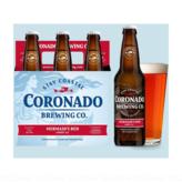 Coronado Brewing MERMAID'S RED AMBER ALE ( 6pk/ 12oz BTL)