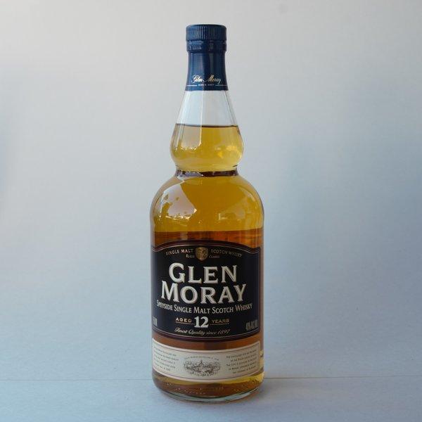 Glen Moray 12 YEARS (750ML)