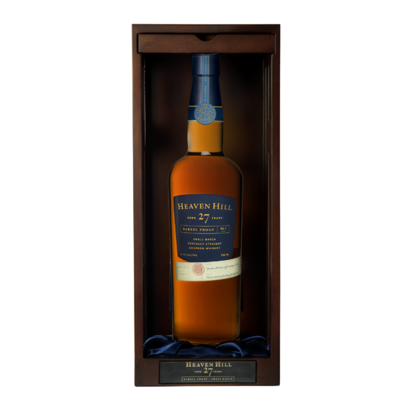 Heaven Hill 27 Year Old Kentucky Straight Bourbon Whiskey  (750ml)