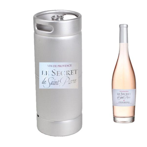 Secret de Saint Pierre Rose (5.5 GAL Keg )