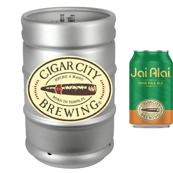 Cigar City Jai Alai IPA (15.5gal Keg)