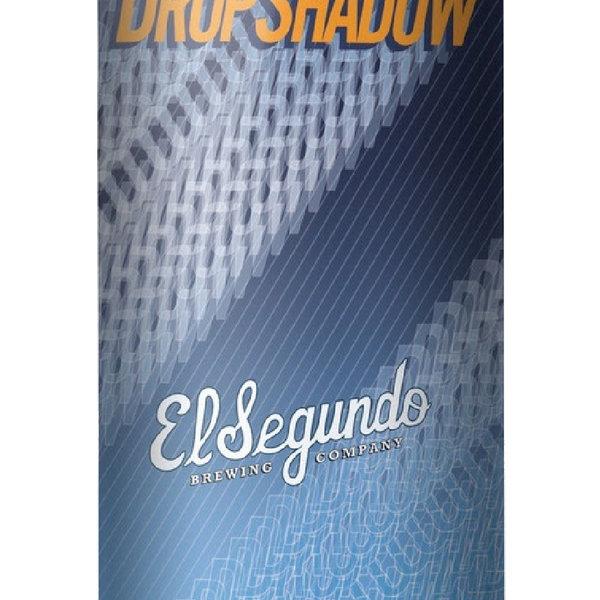 EL SEGUNDO El Segundo Drop Shadow Hazy IPA (16oz)