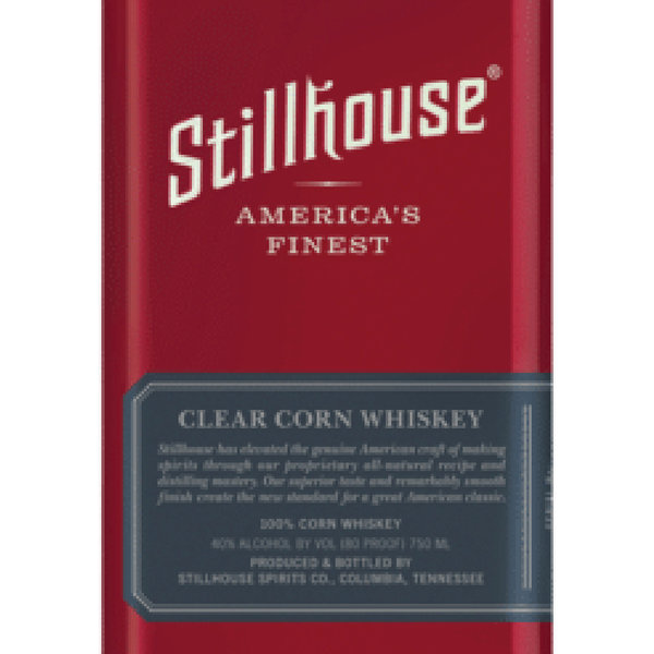 Stillhouse Stillhouse Moonshine Clear Corn Whiskey