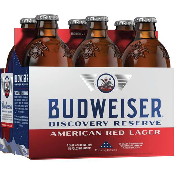 Budweiser Discover Reserve (6PK/12OZ BTL)