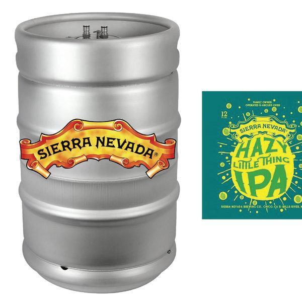 Sierra Nevada Sierra Nevada Hazy little Thing IPA (15.5 GAL KEG)