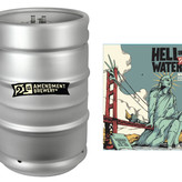 21st Amendment Brewery 21st Amendment Hell or High Watermelon (15.5 GAL KEG)