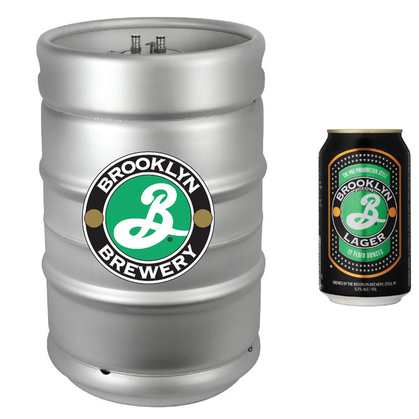 Brooklyn Lager (15.5 GAL KEG)