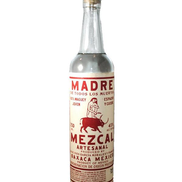 Madre Mezcal Artesanal (750ML)