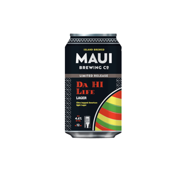 Maui Brewing Co Maui Pineapple Chi Chi Nitro Golden Ale Limited Release (12OZ/6PK CAN)