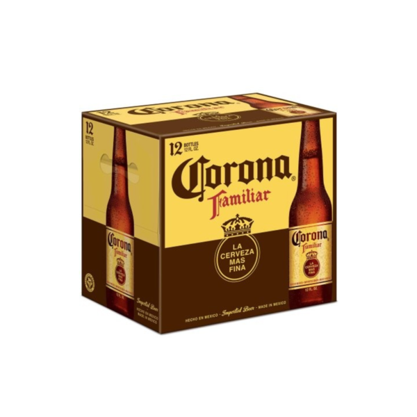 Corona Corona Familiar (12OZ/12PK BTL)