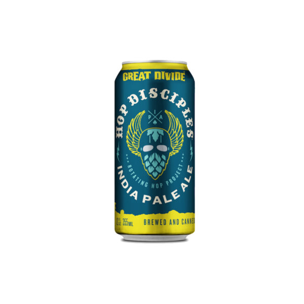 Great Divide Hop Disciples IPA (12OZ 6PK/CAN)