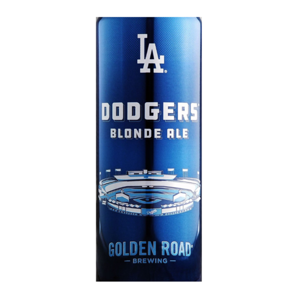 Golden Road Dodger Blonde Ale Golden Road Brewing (25OZ CAN)