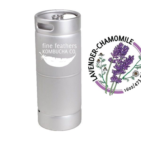 Fine Feathers Lavender Chamomile (5.5 GAL KEG)