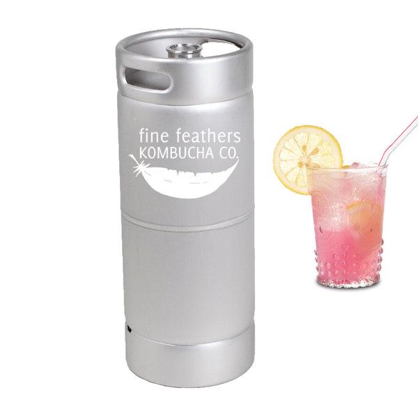 Fine Feathers Rose Lemonade (5.5 GAL KEG)