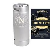 Newtopia Cyder Chai Me a River (5.5 GAL KEG)