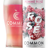 Common Common Cider Pomme  Rose (12OZ CAN)
