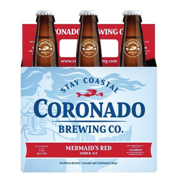 Coronado Brewing Coronado Mermaid's Red Ale (6pk/12oz BTL)