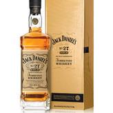 Jack Daniels 27 Gold Double Barrel whisky (750ML)