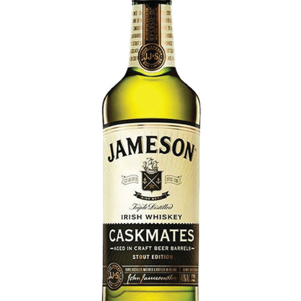 Jameson Irish Whiskey Caskmates Stout Edition (750ml)