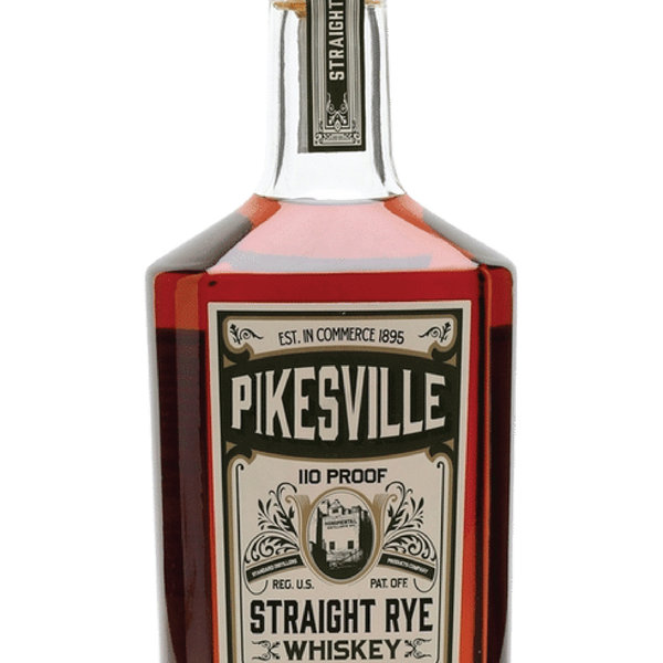 Pikesville PIKESVILLE STRAIGHT RYE WHISKEY (750ML)