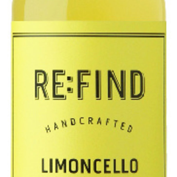 Re:Find Handcrafted Limoncello 375ml