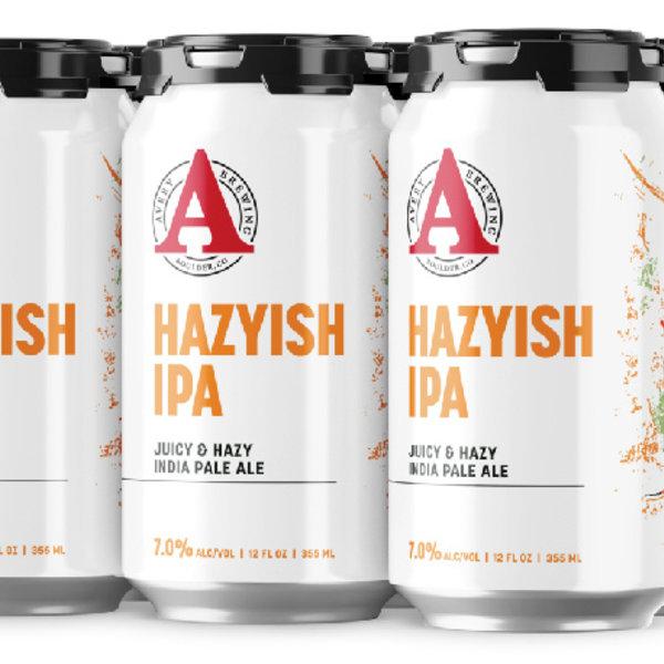 Avery Brewery Avery Brewing Co. Hazyish IPA (12OZ/6PK CAN)