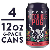 Stone Brewing Co. Stone Notorious P.O.G (12OZ/6PK CAN)