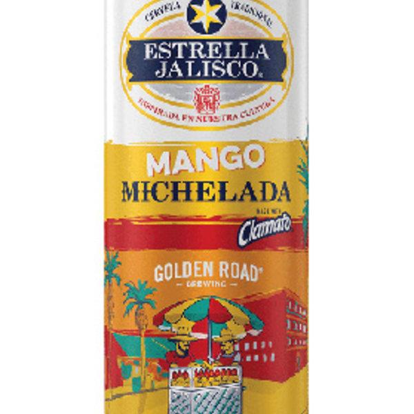 Estrella Jalisco Mango Michelada (25OZ CAN)