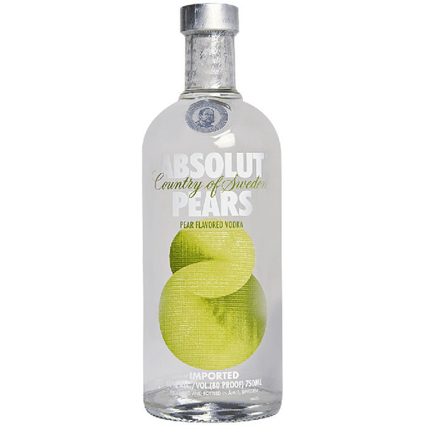 Absolut ABSOLUT PEARS 750ML
