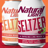 Natural Light Seltzer Aloha Beaches (12OZ/12PK CANS)