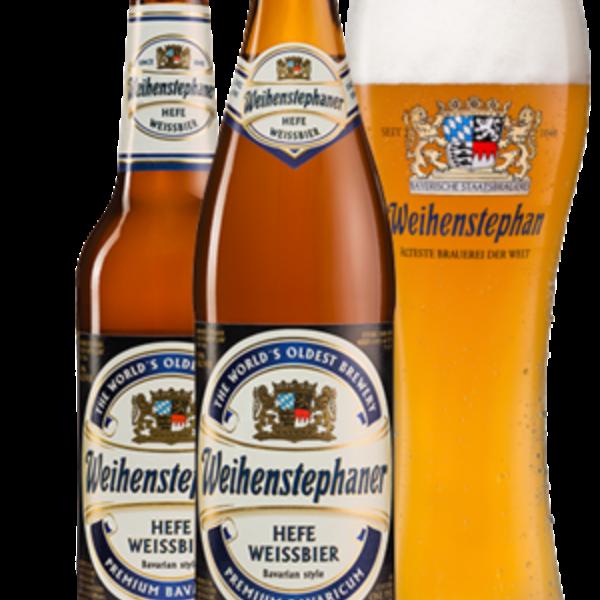 Weihenstephan Hefe Weissbier (6pk /11.2oz BTL)