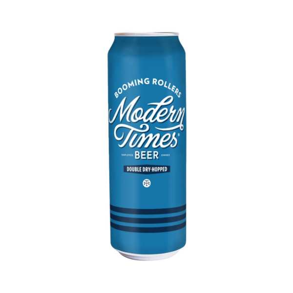 Modern Times Modern Times Double Dry-Hopped Booming Rollers (19.2oz)