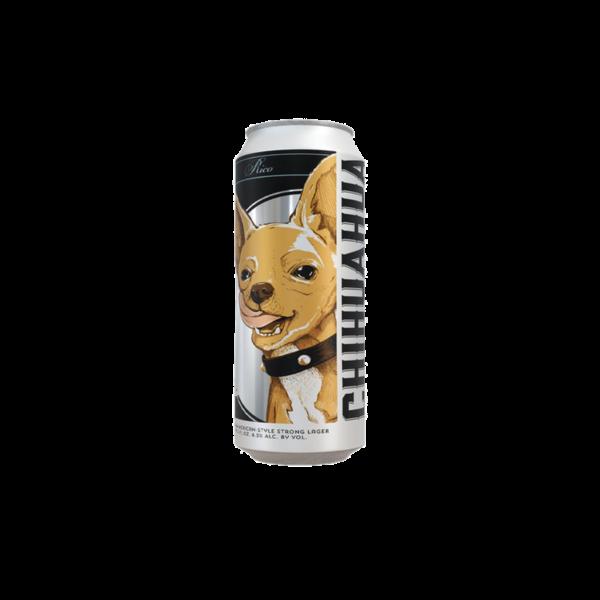 Chihuahua Cerveza Rico (19.2 OZ)