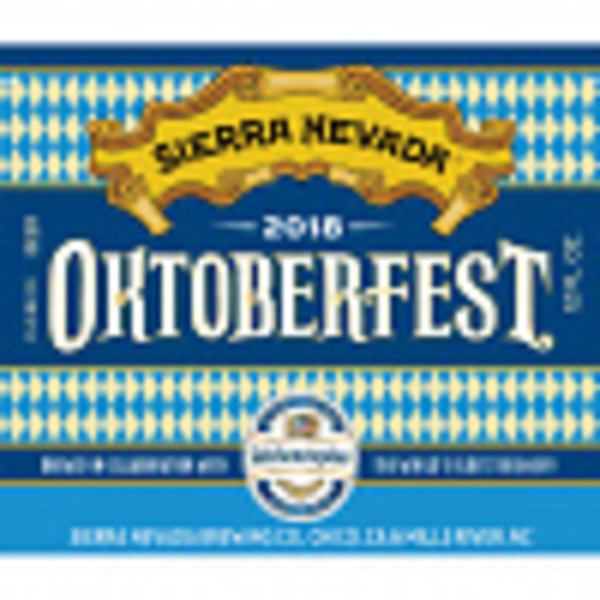 Sierra Nevada Sierra Nevada Oktoberfest (12OZ/12PK BTL)