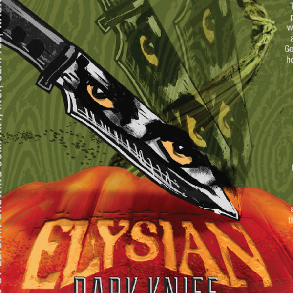 Elysian Dark Knife Pumpkin Schawarzbier (22oz)
