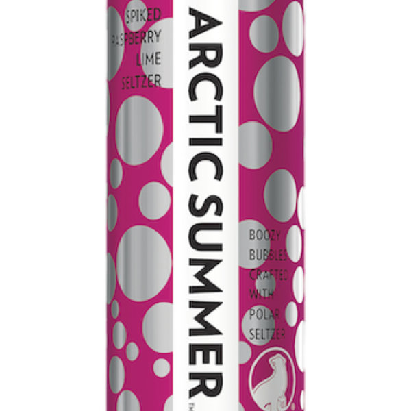 Arctic Summer Rasberry Lime  Spiked Seltzer (6pk/12oz CAN)