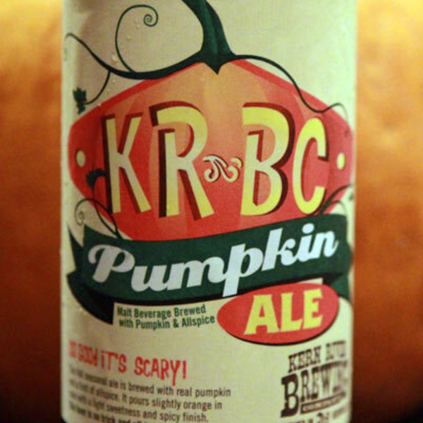 Kern River Pumpkin Ale 16oz Can