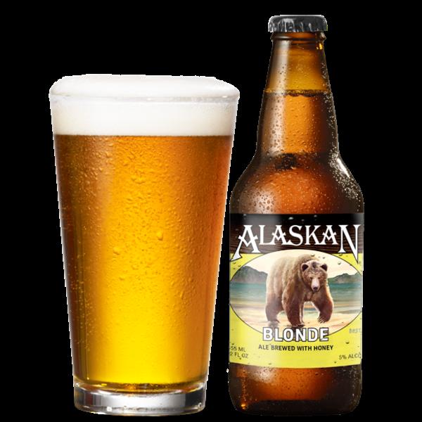 Alaskan Blonde Ale Brewed With Honey (6PK/12OZ)